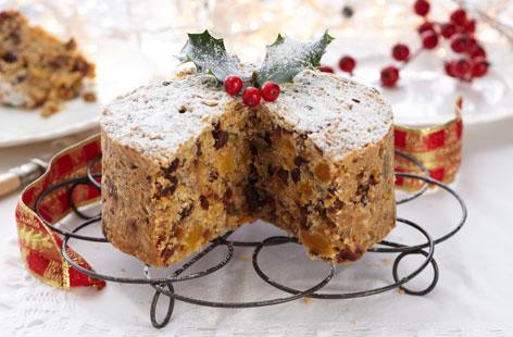 ricotta christmas cake
