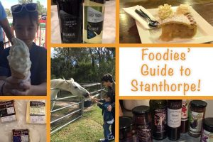 foodie guide to stanthorpe