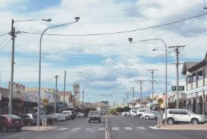 stanthorpe town street view
