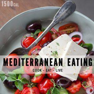Mediterranean Eating 1500 calories