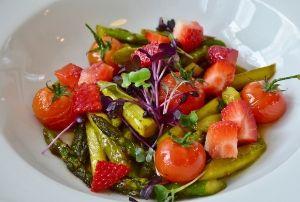 kickstarting your spring regime with salad