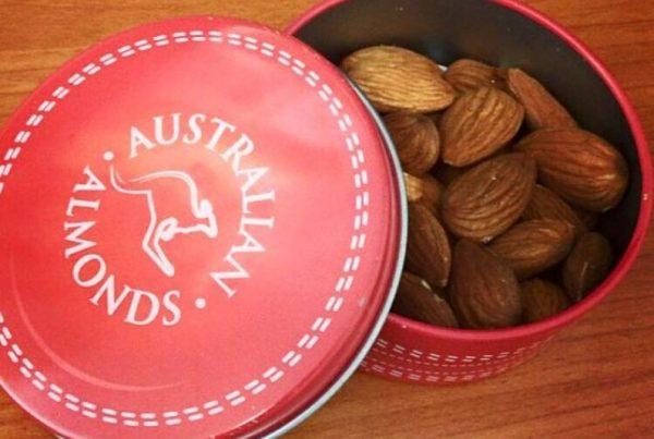 nuts australian almonds