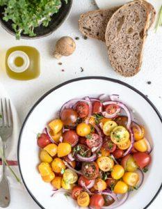 mediterranean diet tomatoes