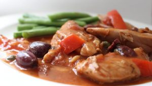 mediterranean chicken breast casserole