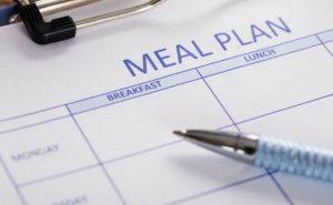 online meal planning