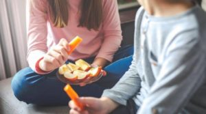 nutrition for adolescent teenage girls